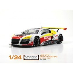 1/24 LMS GT3 Spa 2010 73 W3 Racing DHL