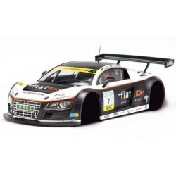 1/24 Body Audi R8 LMS Nürburgring 2011 No. 7