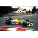 Benetton Ford B188 Decals
