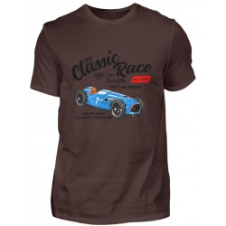 Classic Race Retro Car  -...