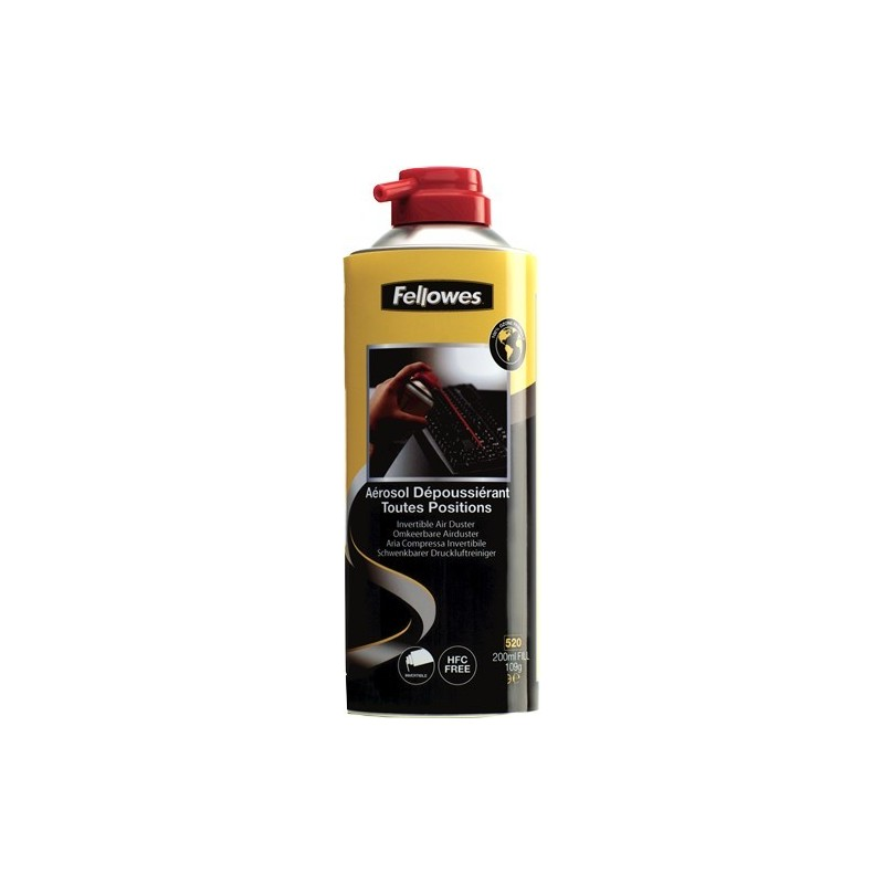 Invertible Air Duster