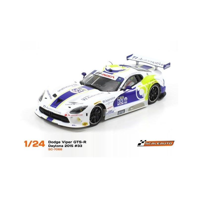 Viper GTS-R Daytona 2015 33 with R-chassis GT3