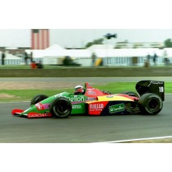 Benetton Ford B187 Decals