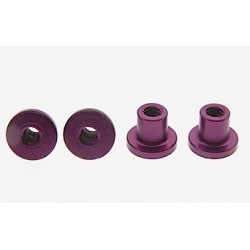 Suspension mounts 3 mm purple