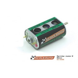 13 D Long Can Motor, Sprinter Jr2