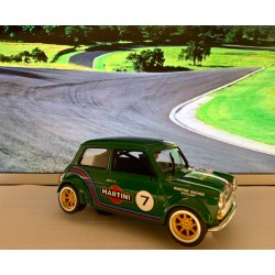 Mini Cooper Martini Green 7