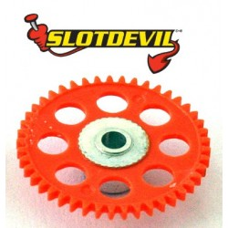 45 teeth Slotdevil gear...